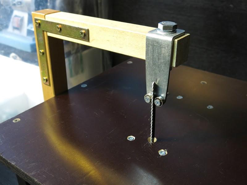 Стол для лобзикового станка