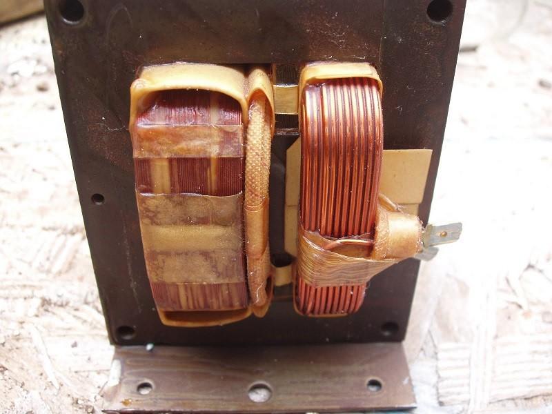 Самодельный трансформатор как основа для инвертора