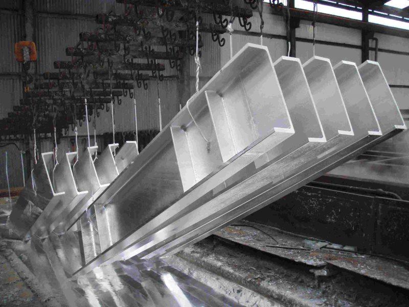 Цинкование металла