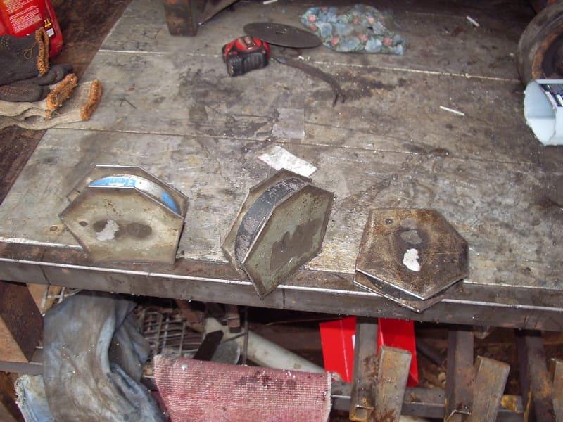 Изготовление магнитных держателей для сварки