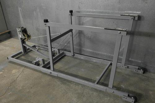 Автомобильный подъемник для гаража
