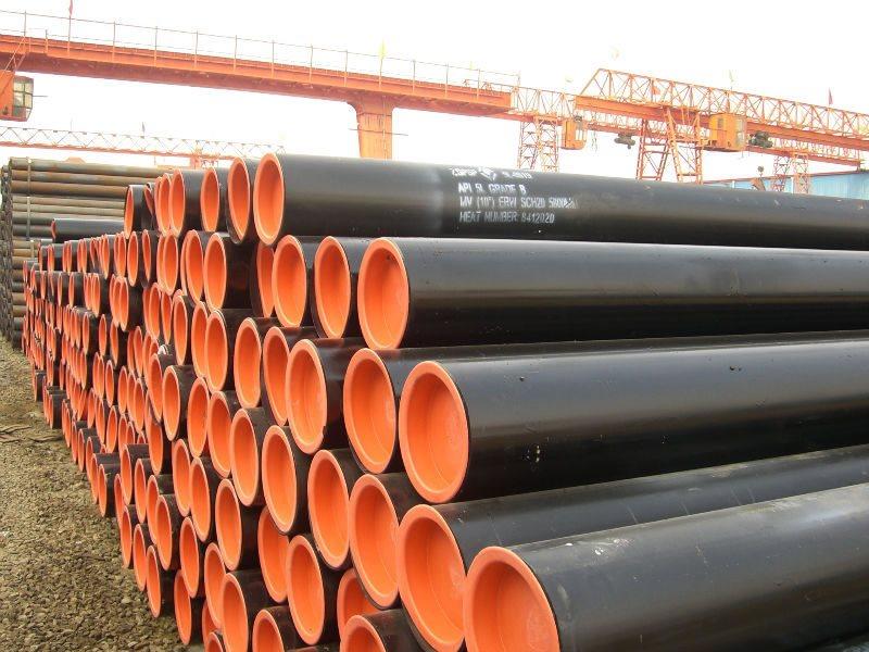 Бесшовные нефтегазовые трубы 13хфа