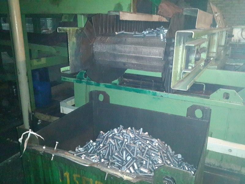 Массовое производство метизной продукции