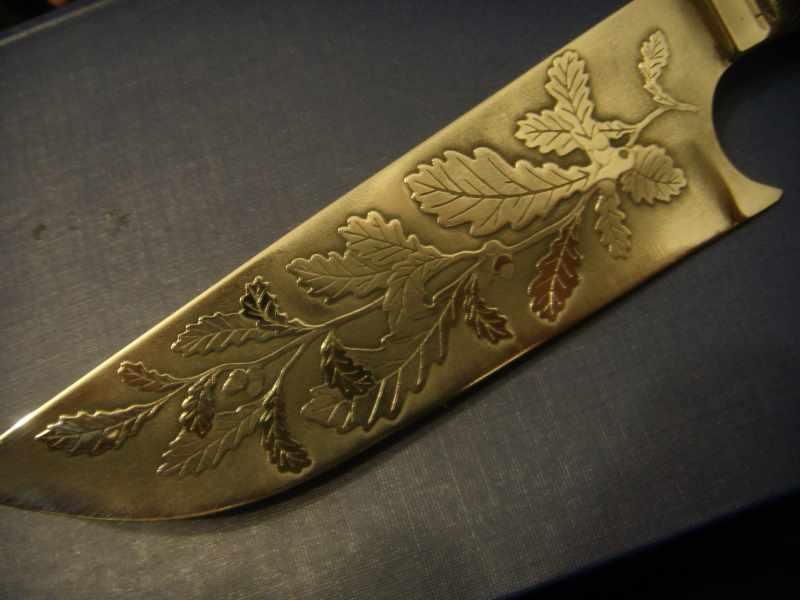 Гальванический способ травления рисунка на металле