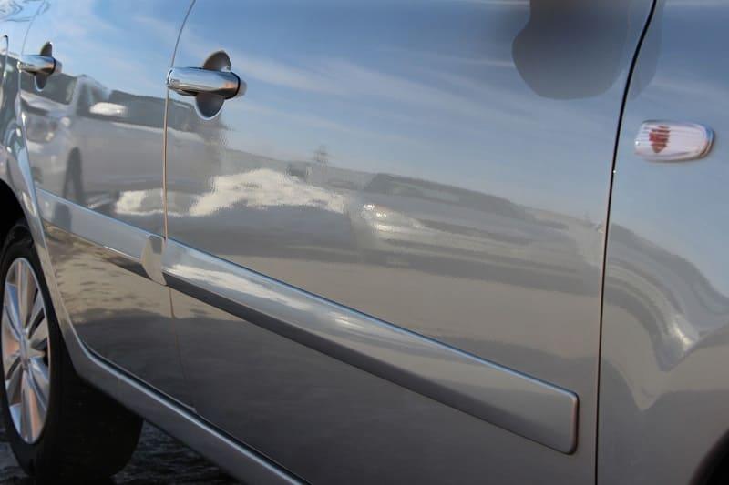 Антикоррозийное керамическое покрытие на автомобиле