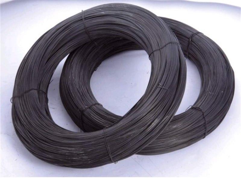 Проволока стальная термообработанная