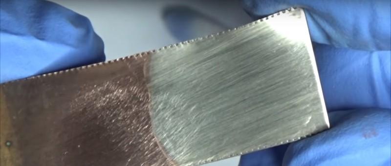 Химическое серебрение
