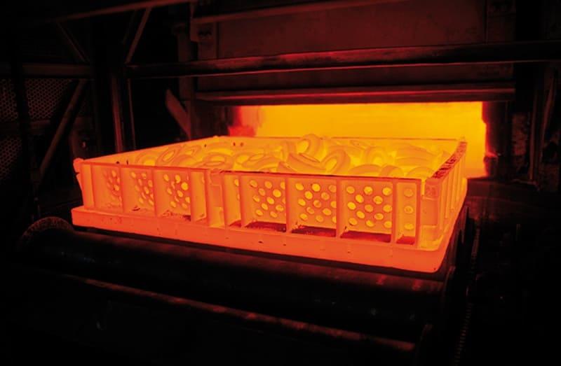 Термообработка сплавов алюминия