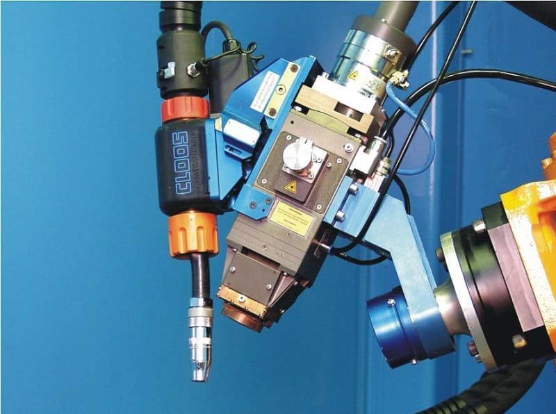Гибридный лазерно-дуговой процесс сварки в среде защитного газа