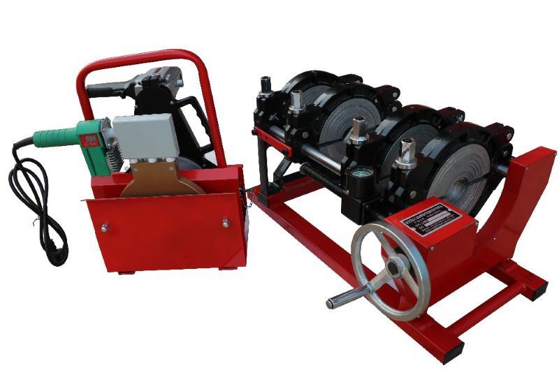 Ручная гидравлическая машина для стыковой сварки