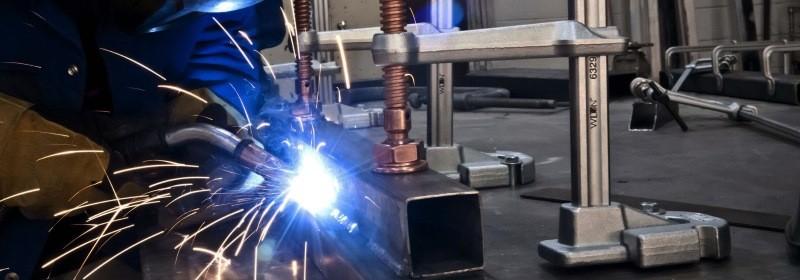 Сварка металлоконструкций