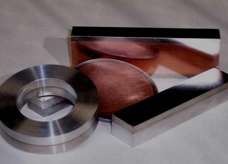 Пример изделий, полученных с помощью сварки взрывом