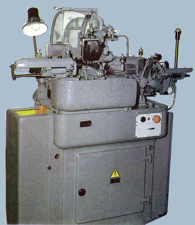 Автомат продольного точения ВТ641