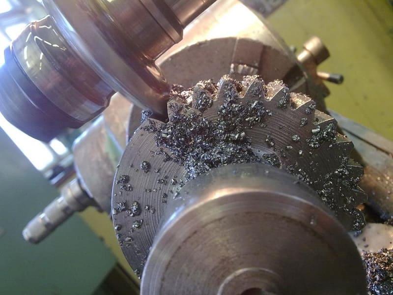 Применение дисковой фрезы на производстве