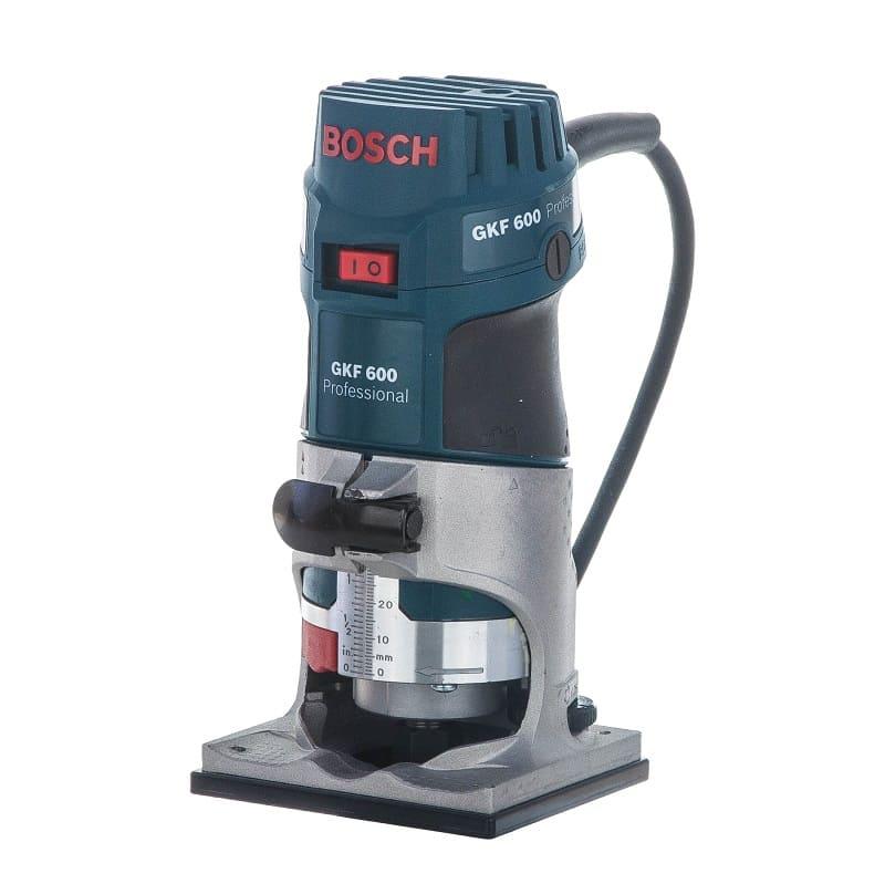 Кромочный фрезер Bosch