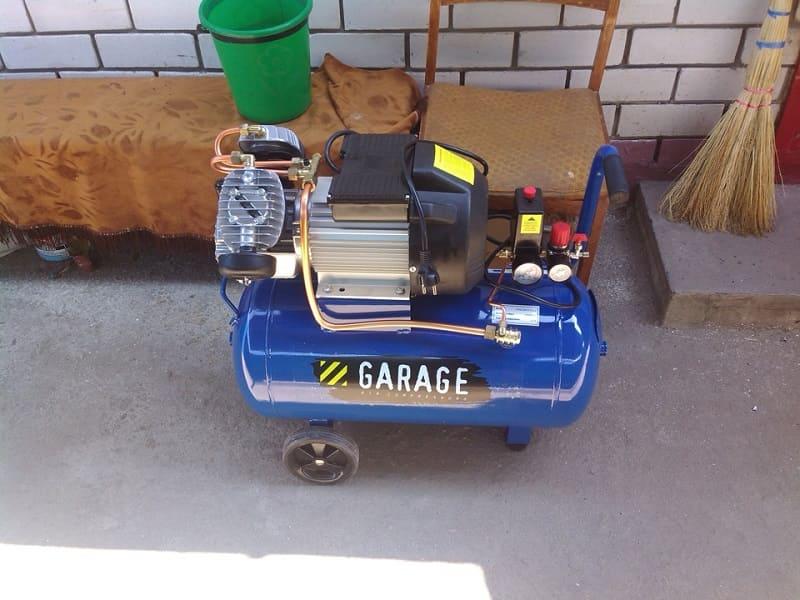 Компрессор для гаража