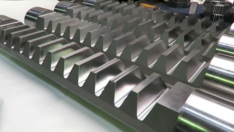 Рейки сложной формы