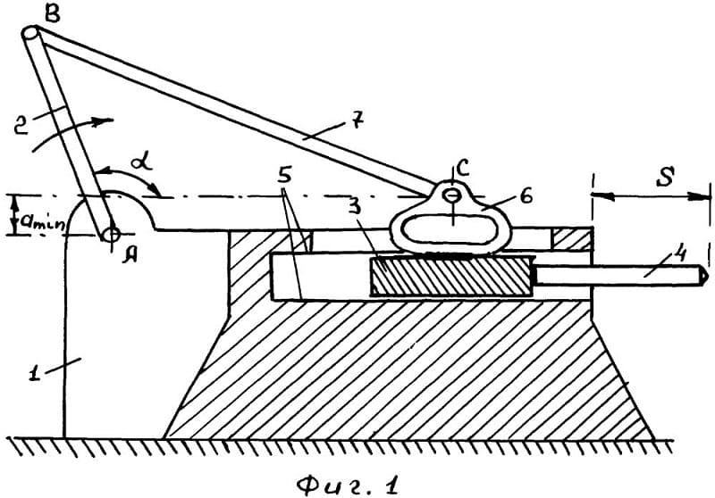 Применение кривошипно-ползунного механизма