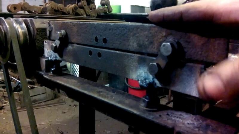 Фуговальный станок из электрорубанка своими руками