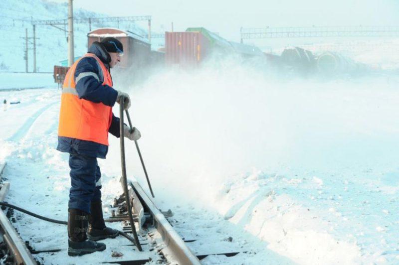 Работа при низкой температуре
