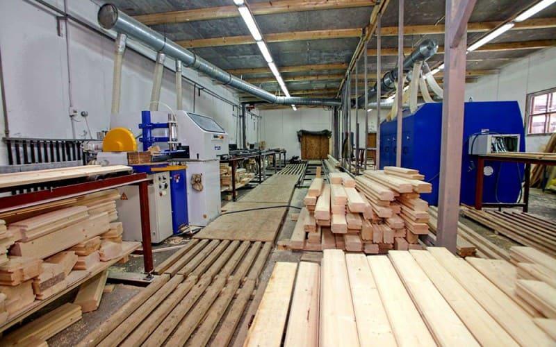 Производство древесины