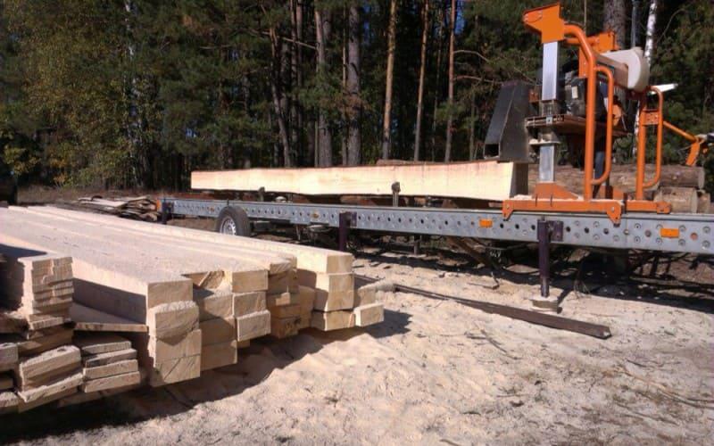 Механическая обработка дерева