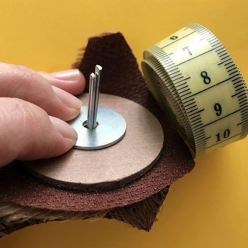 Применение шплинта в швейном деле