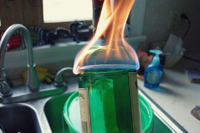 Термическая резка стекла