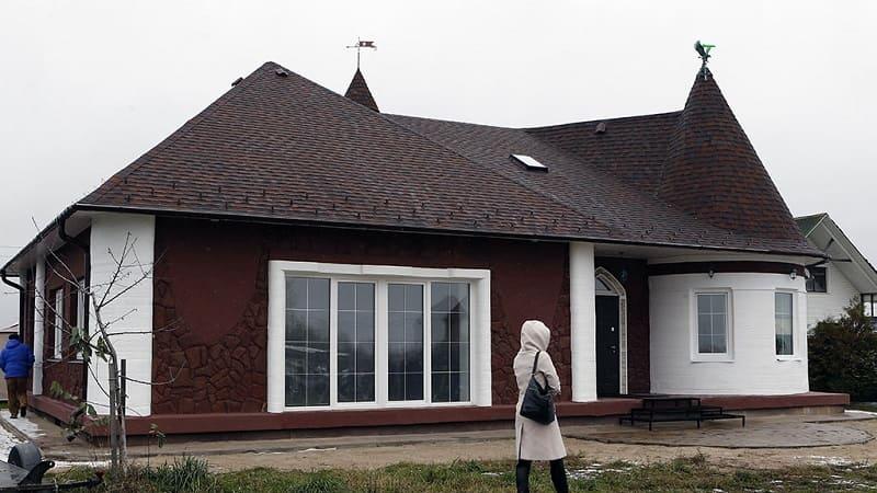 Дом в Ярославле, отпечатанный на 3D-принтере