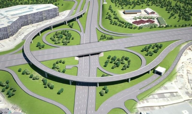 Модель транспортной развязки