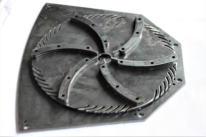 Метательный диск пескомета