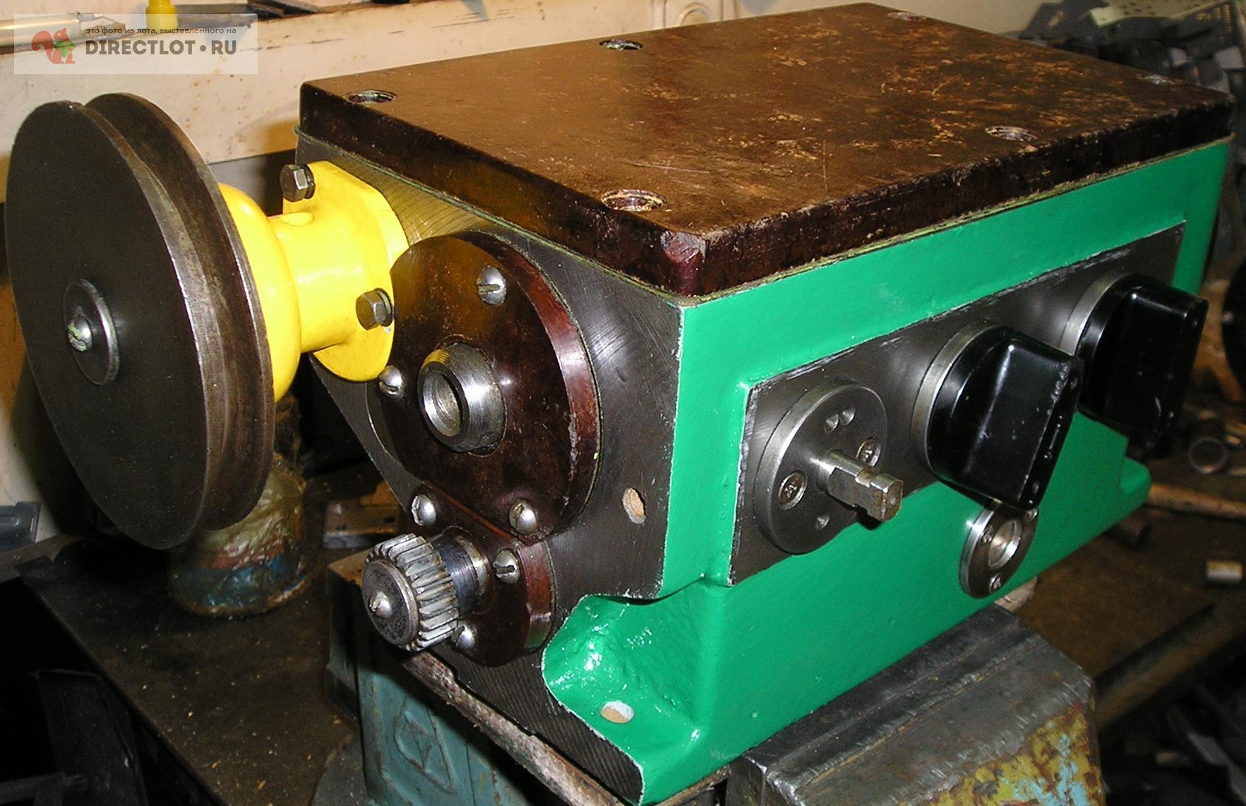 Передняя бабка токарного станка по металлу