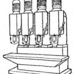 Вертикально-сверлильные станки с постоянными шпинделями