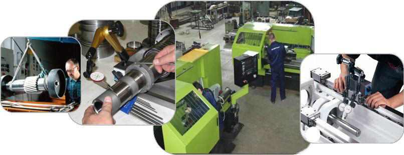 Капитальный ремонт токарного оборудования