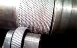 Процесс токарной накатки