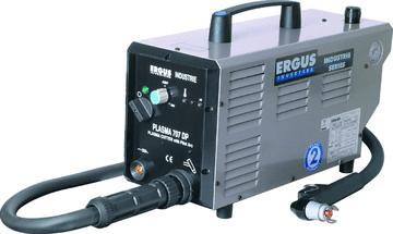 Переносной аппарат (инвертор) для осуществления плазменной резки.