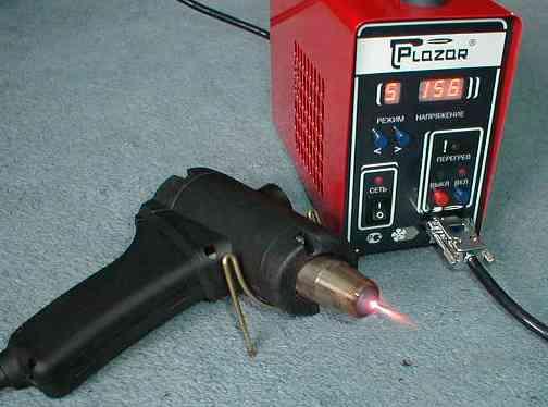 Инверторный плазменный сварочный аппарат