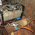 Самодельный трансформатор для плазмореза