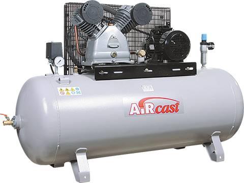 Поршневой компрессор Aircast с ременной передачей