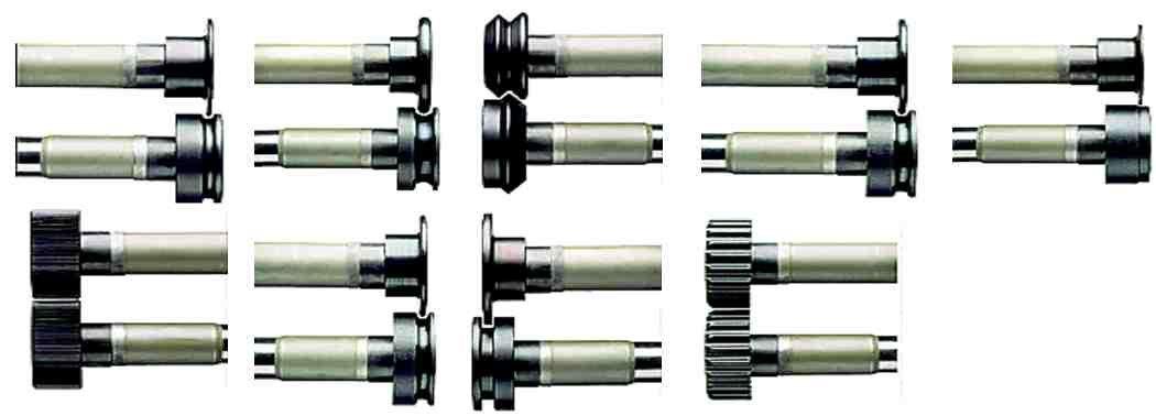 Зиговочные машины для листового металла ручные, электромеханические