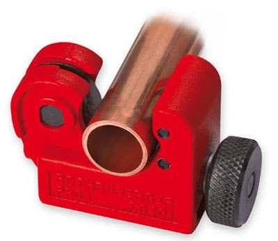 Труборезы для медных труб роликовые, мини, электрические