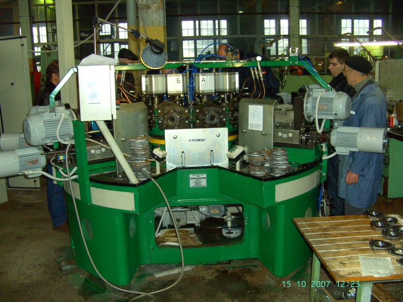 Агрегатные станки металлообрабатывающие характеристики, узлы