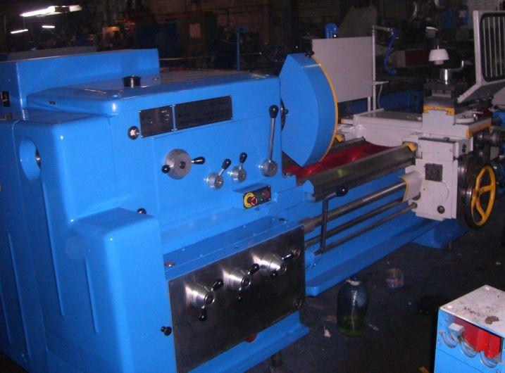 Коробка подач токарно-винторезного станка 1М63Н