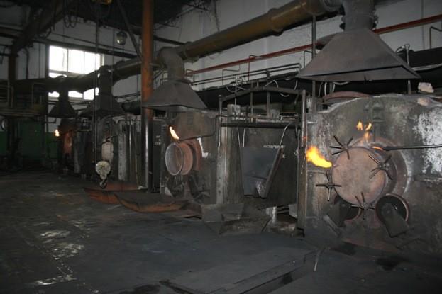 Газовая цементация стали