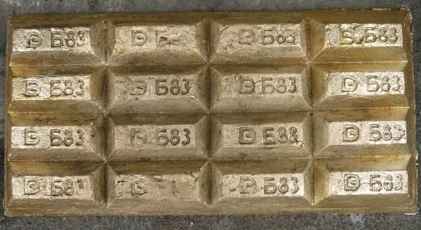 Баббит марки Б83