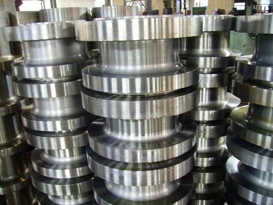 Внешний вид легированной стали