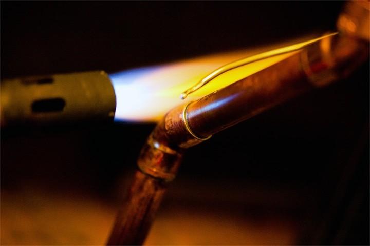 Газопламенная сварка латуни
