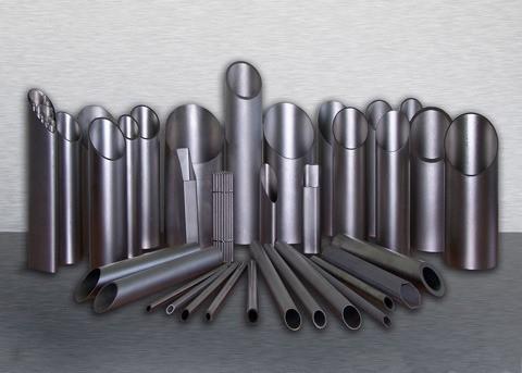 Трубы из титановых сплавов