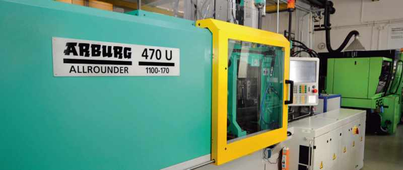 Оборудование для литья под давлением силиконовых резин