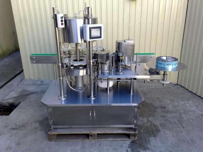 Двухпозиционные ротационная машины